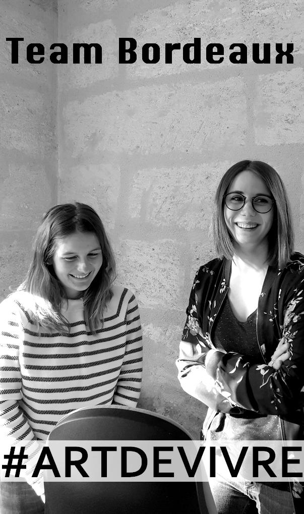 Hémisphère Sud recrute ! Team Bordeaux art de vivre