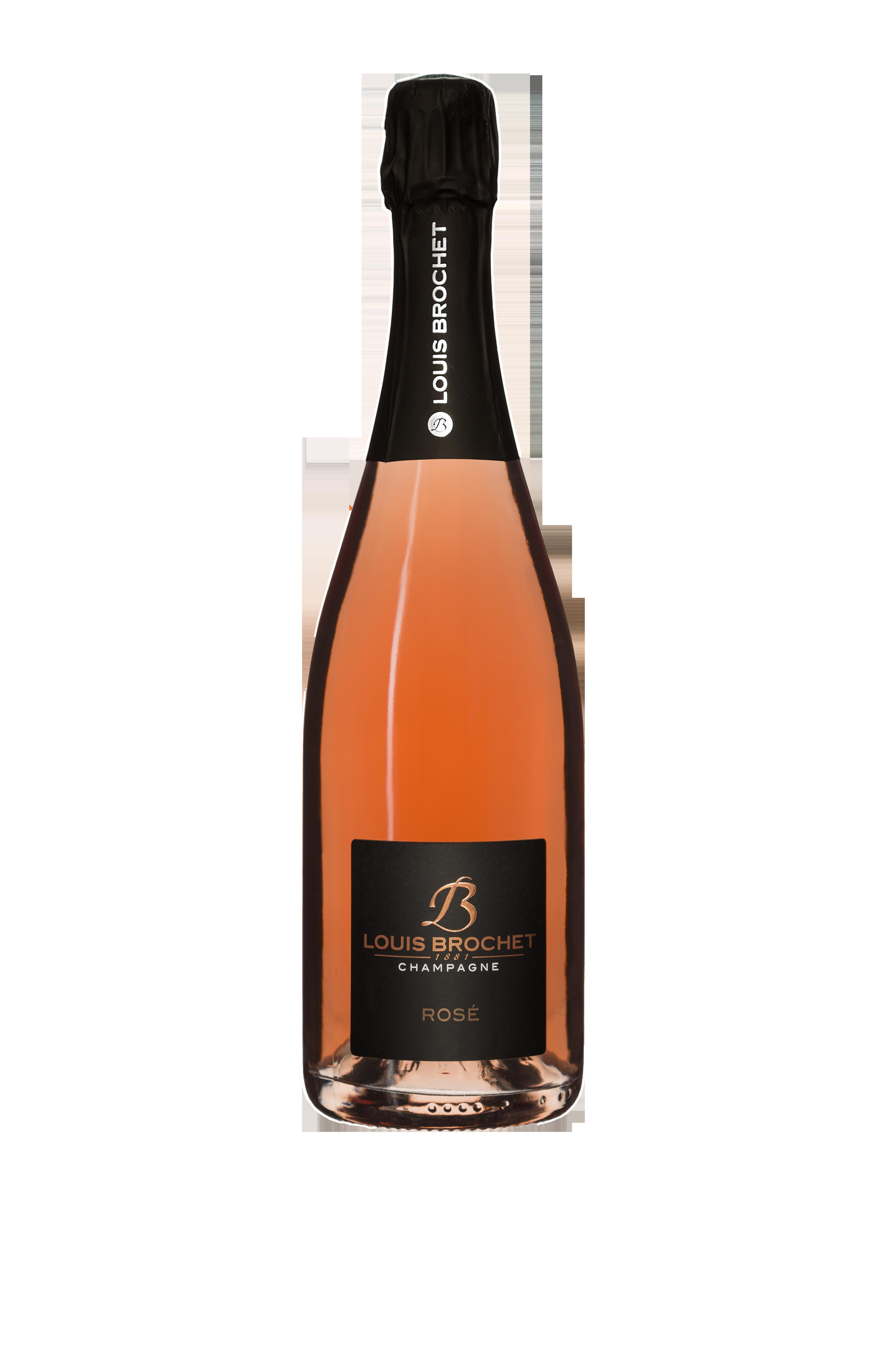Champagne Louis Brochet - Rosé