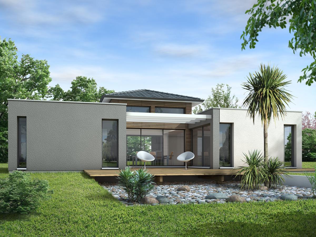 Maisons Quadri - Modèle TOZA