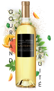 vins blancs doux et fruités de bordeaux