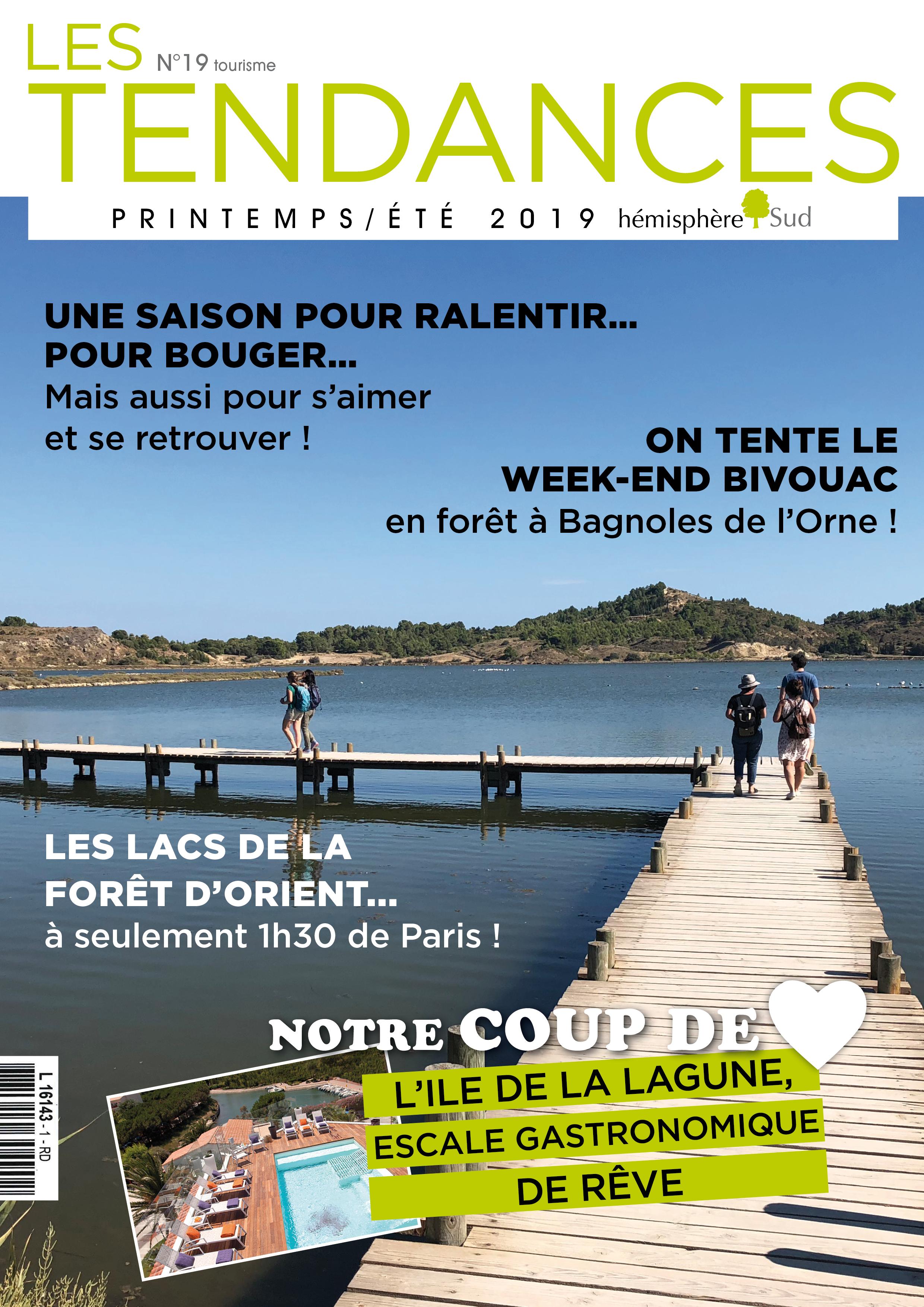 newsletter tourisme RP hémisphère sud