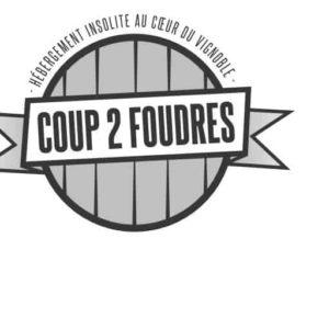COUP 2 FOUDRES logo