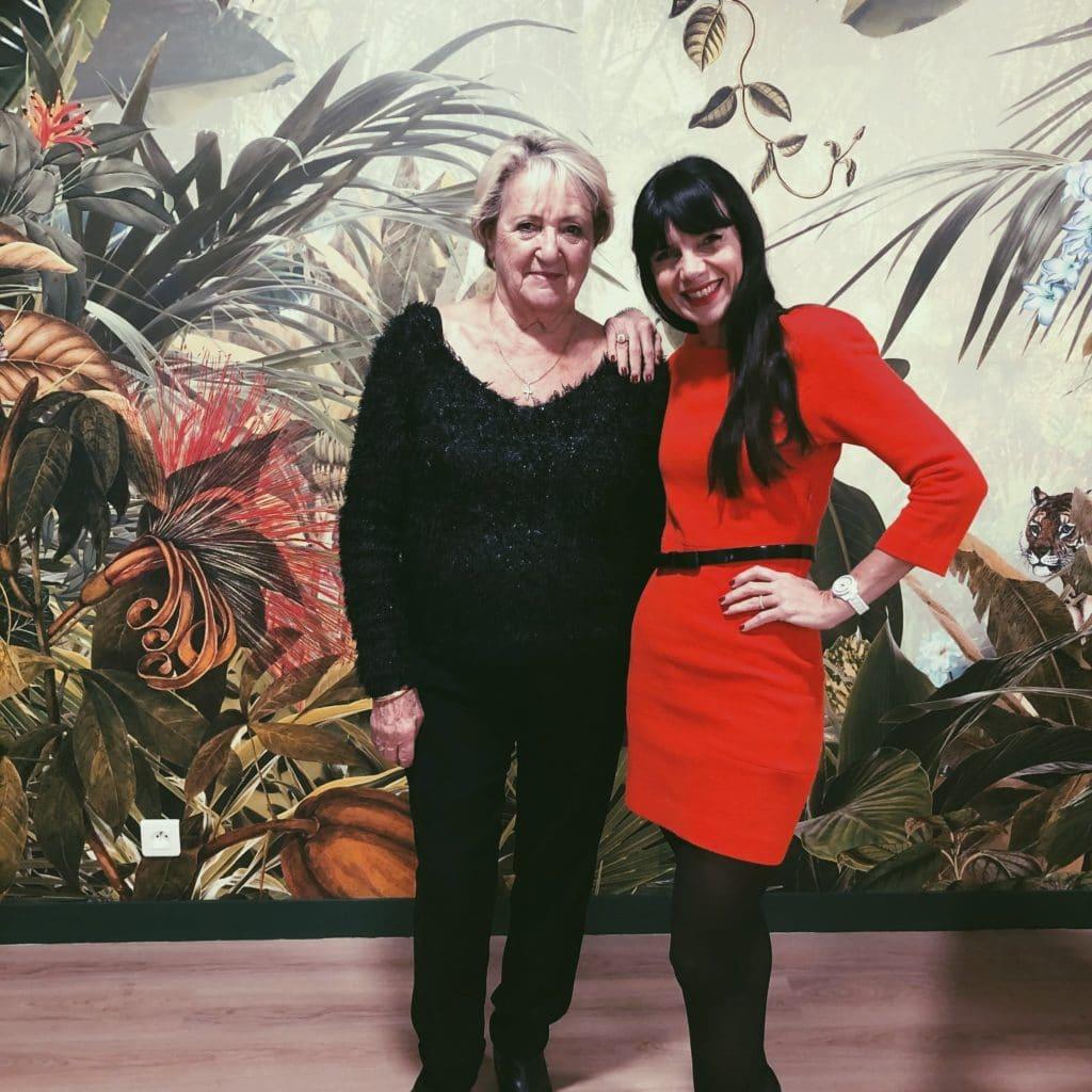 Corinne et Monique