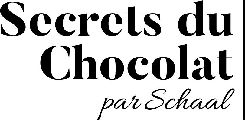 logo secrets du chocolat