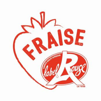 FRAISE LABEL ROUGE logo