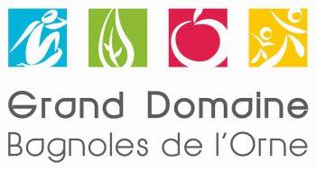 GRAND DOMAINE BAGNOLES DE L'ORNE logo