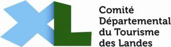 CDT DES LANDES logo