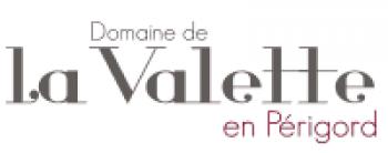 LE DOMAINE DE LA VALETTE EN PÉRIGORD logo