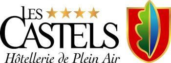 LES CASTELS logo