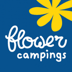 FLOWER CAMPINGS logo