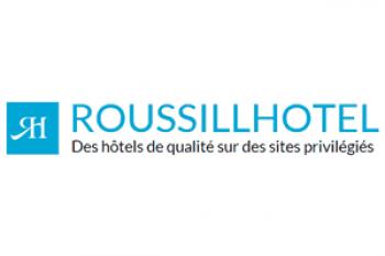 Logo Roussillhotel