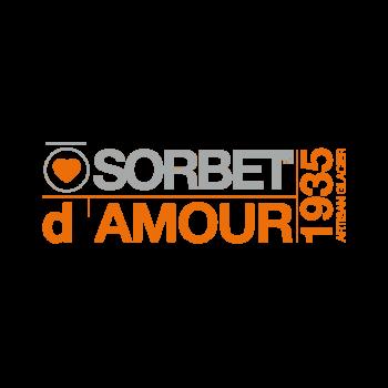 O SORBET D'AMOUR logo